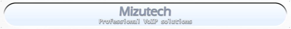 Webphone, softphone and VoIP server software development